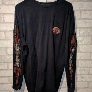 Harley Davidson long sleeve shirt, XL